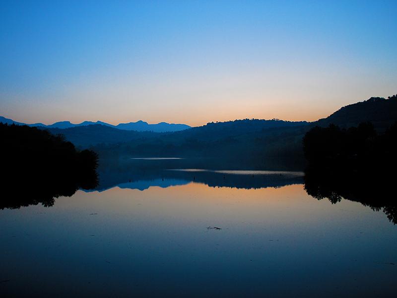Lago di San Ruffino